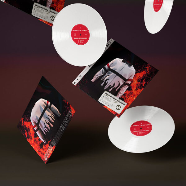 HIPPØ & THE JACKET – Second Skin Project (Vinyl Limited Edition)